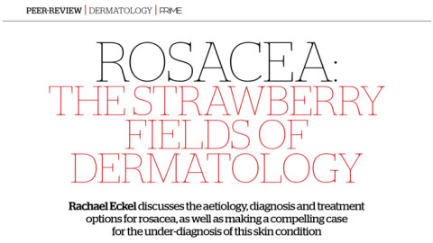 PRIME EU Rosacea – The Strawberry Fields of Dermatology (Dr. Eckel)