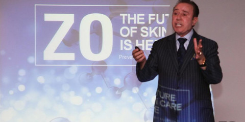 Dr. Obagi launching ZO Skin Health in India